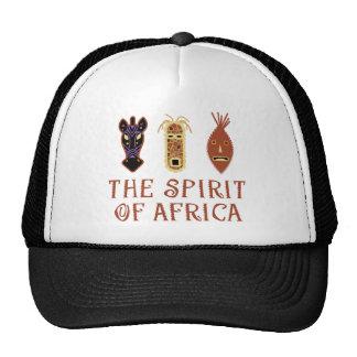 MASK - faces OF Africa Spirit OF Africa Cap
