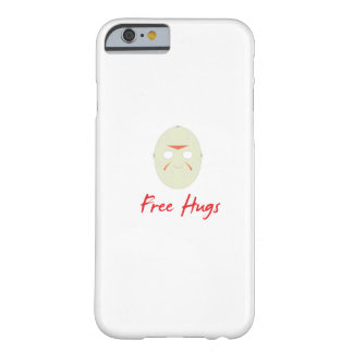Mask Halloween Horror Costumes Free Hugs Gif Barely There iPhone 6 Case