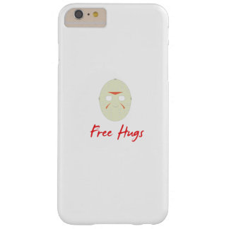 Mask Halloween Horror Costumes Free Hugs Gif Barely There iPhone 6 Plus Case