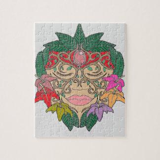 Mask Jigsaw Puzzle