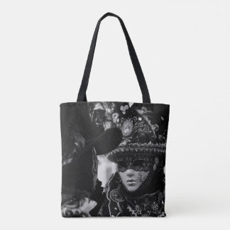 Mask of Venice Tote Bag