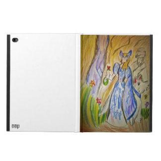 mask princess two powis iPad air 2 case