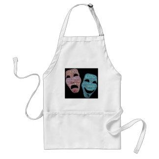 mask standard apron