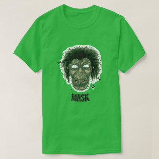 Mask - Vampire Zombie Monster Mask T-Shirt