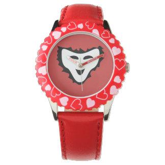 Mask Wrist Watch