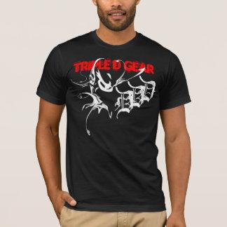 maskDDD, triple d gear T-Shirt