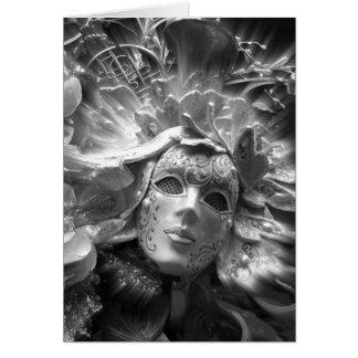 Masked Angel Card