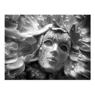Masked Angel Postcard