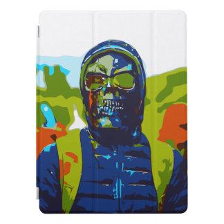 Masked man iPad pro cover