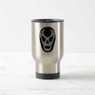 Masked Wrestler Mug Dolly