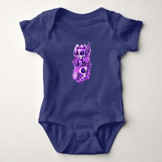 Masks Baby Bodysuit