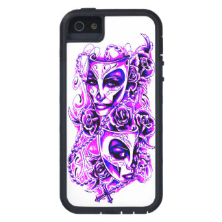 Masks Case For iPhone 5
