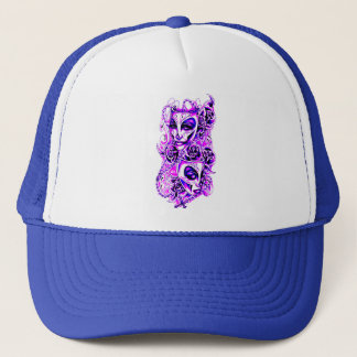 Masks Trucker Hat