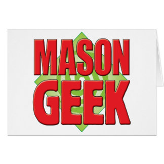Mason Geek v2 Card