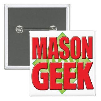 Mason Geek v2 Pin