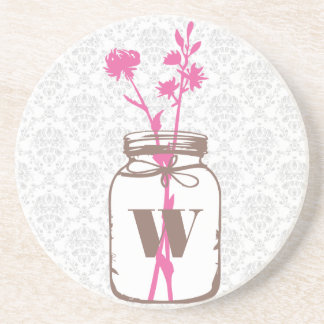 Mason Jar Coaster