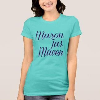 Mason Jar Maven T-Shirt