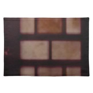 mason texture placemat