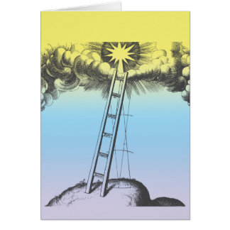 Masonic art card