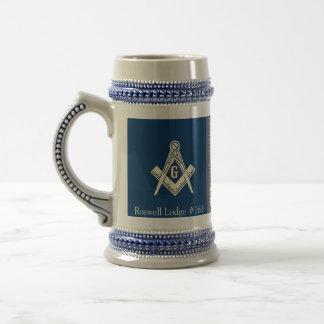 Masonic Blue Lodge Mug