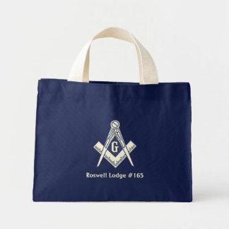 Masonic Blue Lodge Tote Bag