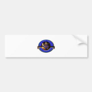 Masonic Brothers Bumper Sticker