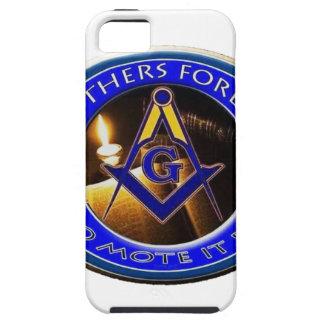 Masonic Brothers Tough iPhone 5 Case