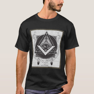masonic Card T-Shirt