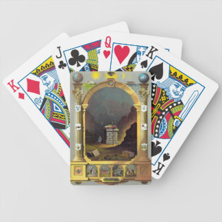 Masonic Chart Bicycle Playing Cards