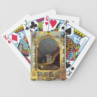 Masonic Chart Card Deck