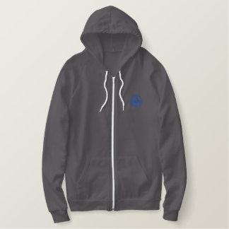Masonic Embroidered Hoodie
