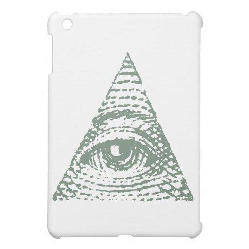 Masonic eye case for the iPad mini