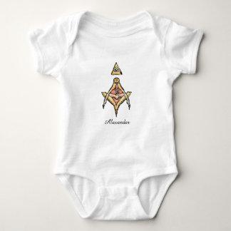 Masonic EyeSs Baby Bodysuit