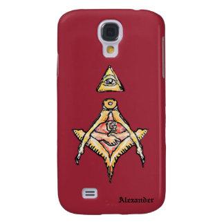 Masonic EyeSs Galaxy S4 Covers