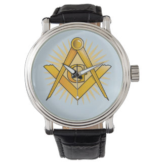 MASONIC GLORY WRIST WATCH