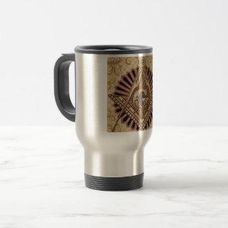 Masonic Hot Mug