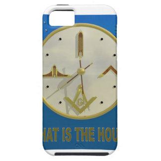 Masonic Hour Tough iPhone 5 Case