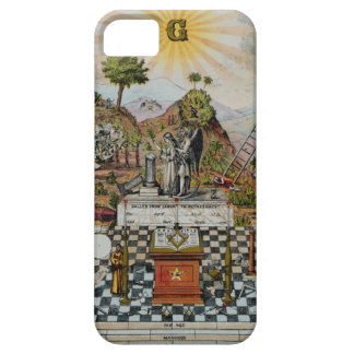 Masonic Imagery II iPhone 5 Cases