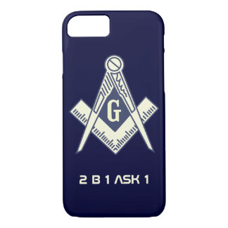 Masonic iPhone 7 case