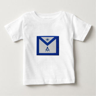 Masonic Junior Deacon Apron Baby T-Shirt