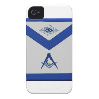 Masonic Junior Deacon Apron iPhone 4 Case