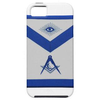 Masonic Junior Deacon Apron iPhone 5 Covers