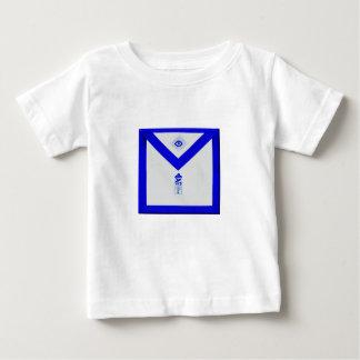 Masonic Junior Warden Apron Baby T-Shirt