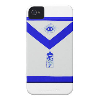 Masonic Junior Warden Apron iPhone 4 Case-Mate Case