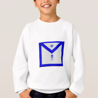 Masonic Junior Warden Apron Sweatshirt