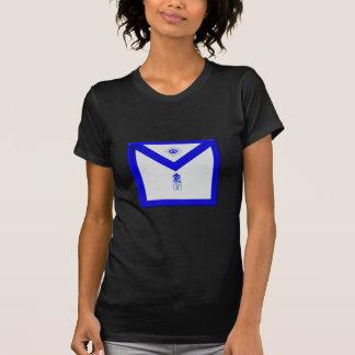 Masonic Junior Warden Apron T-Shirt