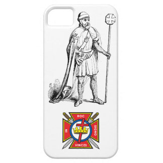 Masonic Knights Templar Case For The iPhone 5
