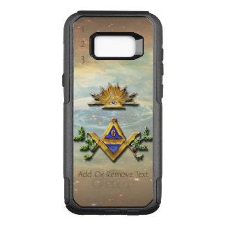 Masonic Life (Cosmos) OtterBox Commuter Samsung Galaxy S8+ Case