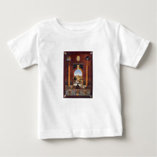 Masonic Lodge Baby T-Shirt
