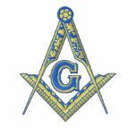 Masonic Logo with Personalised Name